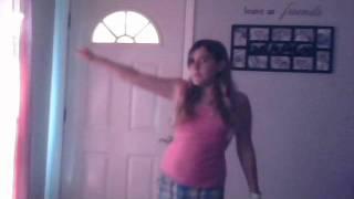 SUPER BASS DANCING!!!! HAHA..