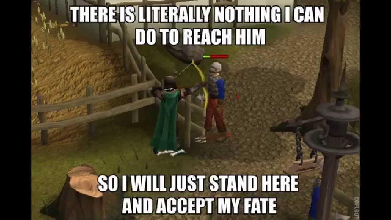 Funny As Memes: Funny Runescape Memes