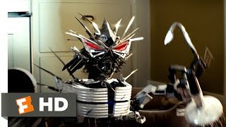 Transformers: Revenge Of The Fallen (2009) - The Appliances Attack Scene (2/10) | Movieclips