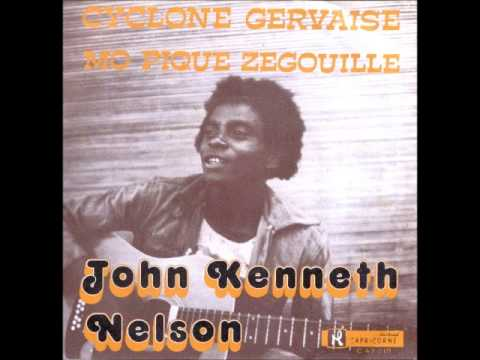 John Kenneth Nelson - Cyclone Gervaise