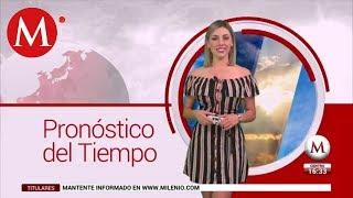 El clima para mañana 20 de agosto, con Jessica de Luna