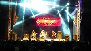 Violator - False Messiah [New Song] (Live @ Abril Pro Rock) [By Metal Bootlegs]
