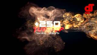 +250 Turn Up Videomix nonstop By Dj TraxX250 100% rwandan videos