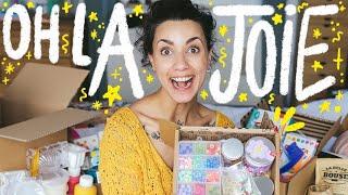 Unboxing de la joie : des milliards de trucs de DIY 😱✨