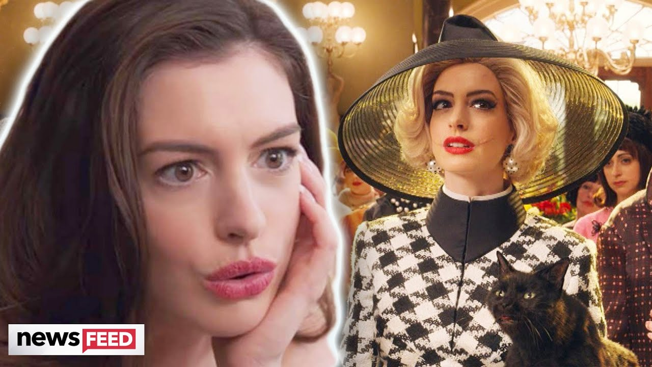 Anne Hathaway APOLOGIZES For Disability Controversy In