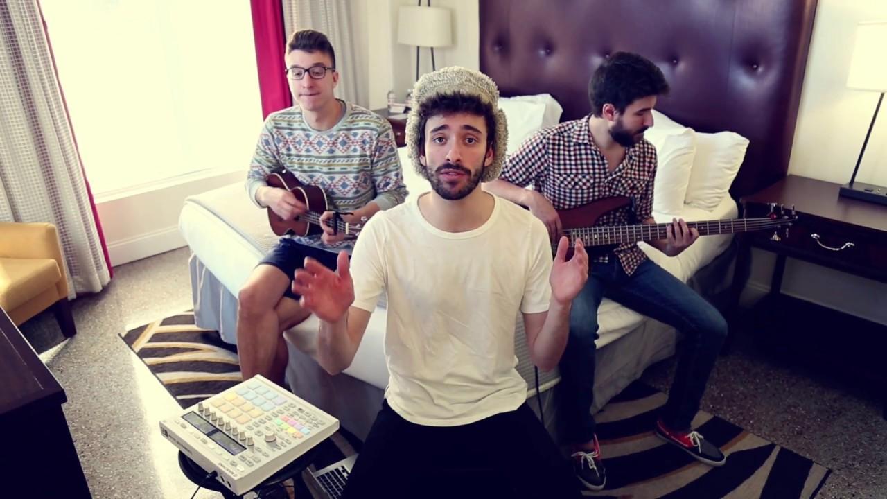 Watch AJR Cover Ed Sheeran's 'Shape Of You' - Baeble Music