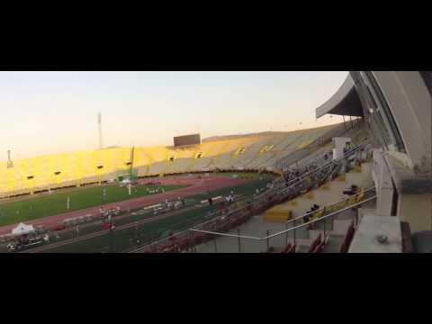 EVACS Izmir 2014 - Fidalservizi Sport Management - Time-Lapse