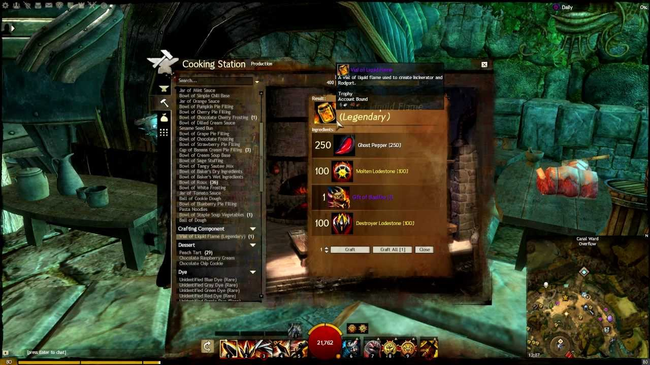 how to get higher infusion gw 2