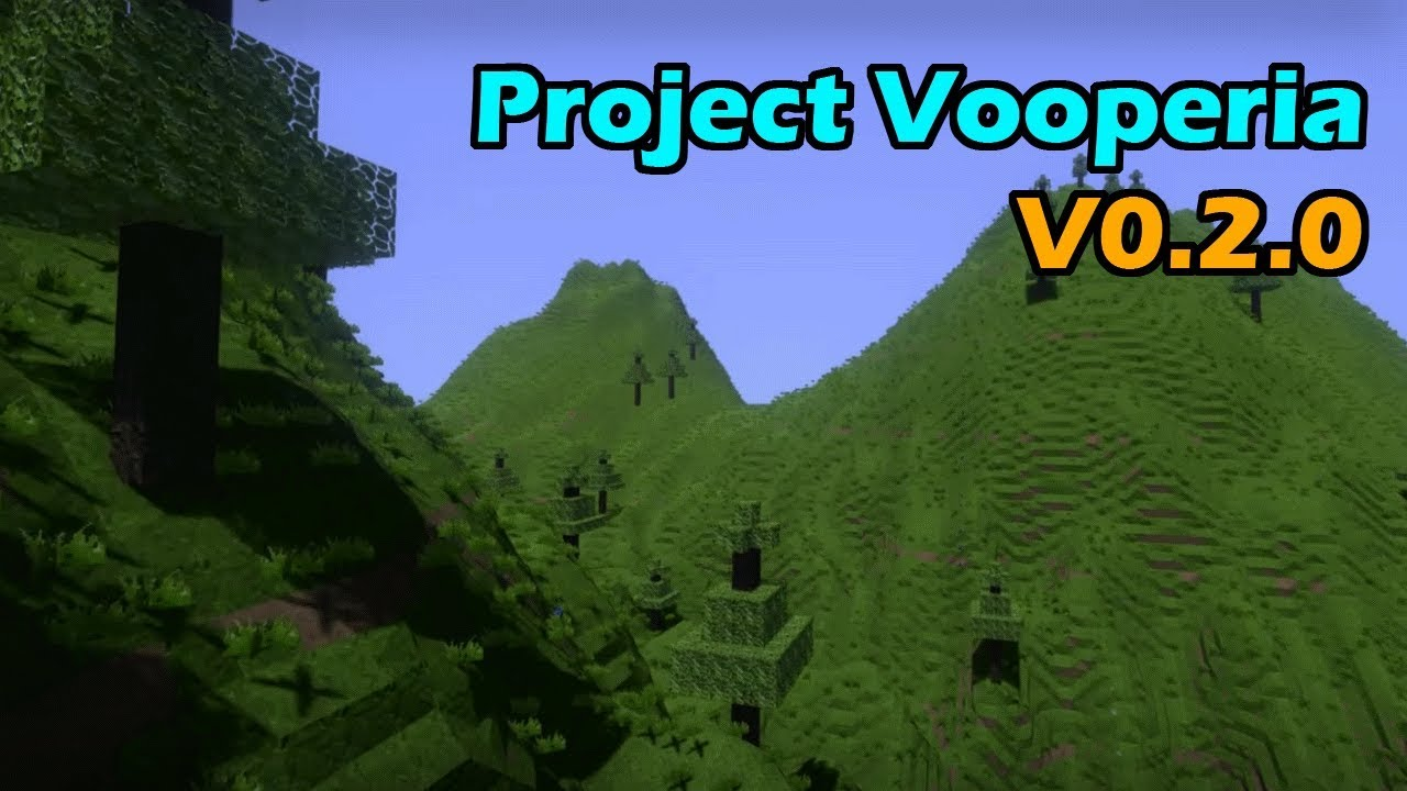 Download] Smooth Voxel Terrain! - Project Vooperia [V0 2 0