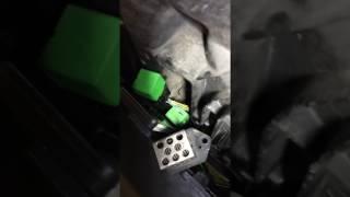 Ventilateur refroidissement moteur 206