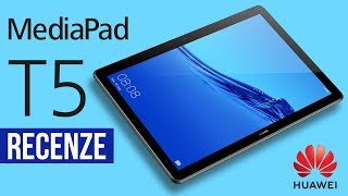 Huawei MediaPad T5 - [recenze]