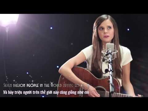 [Lyrics + Vietsub] As Long As You Love Me - Tiffany Alvord