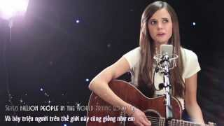 Lyrics Vietsub As Long As You Love Me Tiffany Alvord