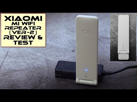 Xiaomi Mi Wifi Repeater 2: Review & Test