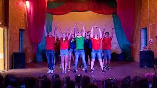 Непохожие -  танец  21 отряда