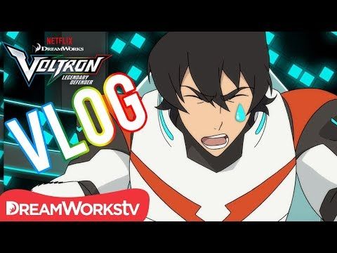 Voltron Vlogs: Keith  DREAMWORKS VOLTRON LEGENDARY DEFENDER