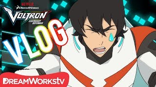 Voltron Vlogs: Keith | DREAMWORKS VOLTRON LEGENDARY DEFENDER