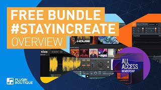 StayInCreate with Free Plugins Tutorials Sounds