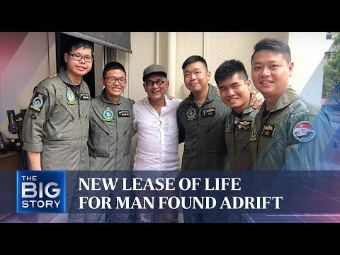 A New Lease Of Life For S'porean Found Adrift At Sea   THE BIG STORY   The Straits Times