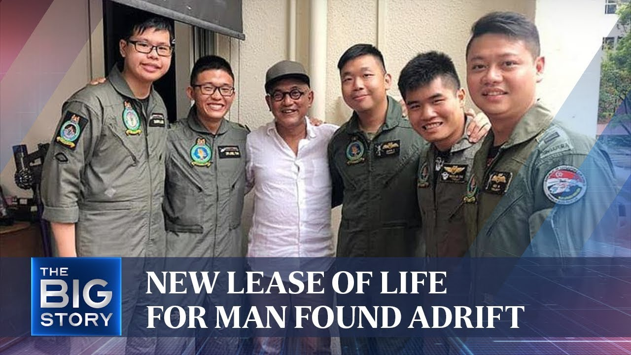 Download A new lease of life for S'porean found adrift at sea   THE BIG STORY   The Straits Times