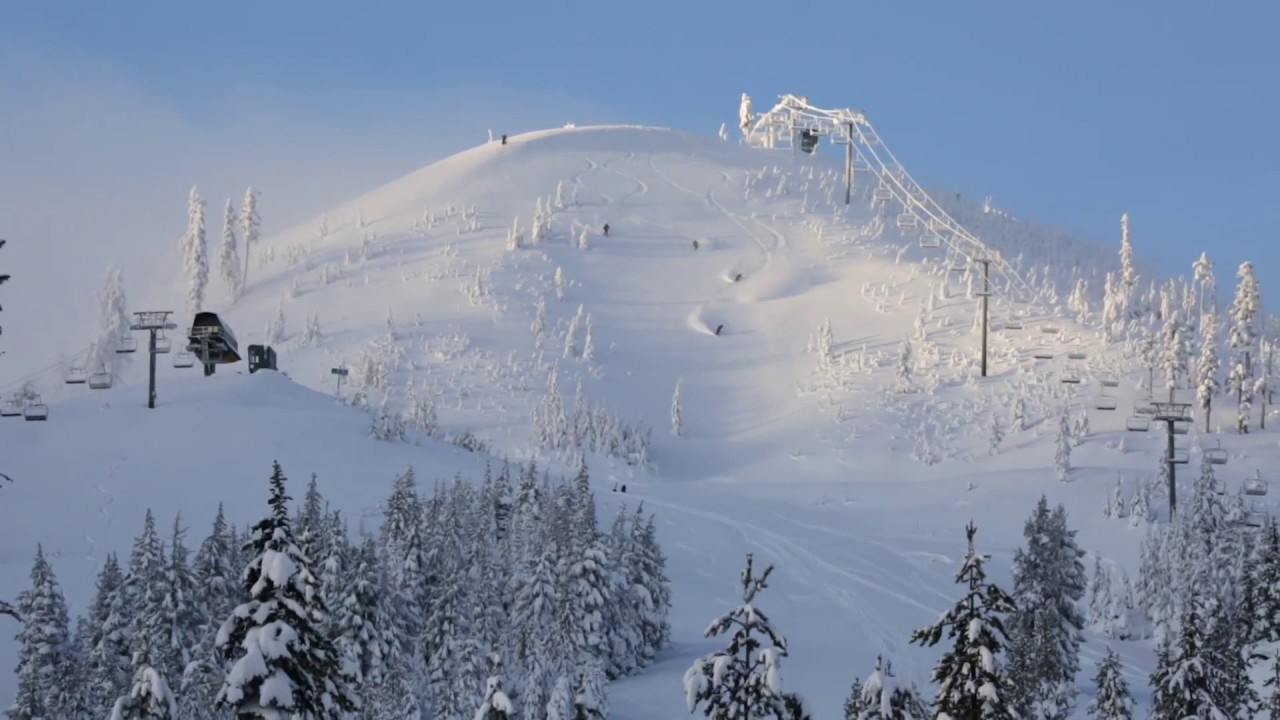 make hoodoo ski area in central oregon the mountain you call home