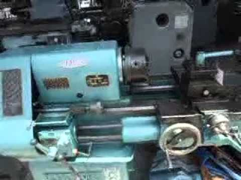 Used Japanese Automats second operation machine and bench lathe for sale from vietnam