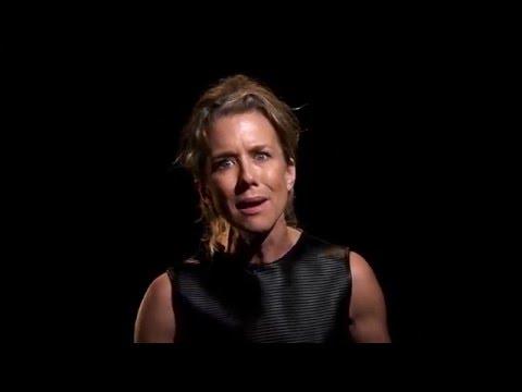 Art Zone: In Your Face with Lauren Weedman