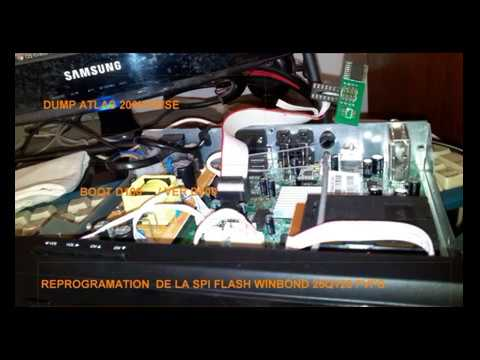 bootloader d100 atlas hd 200s