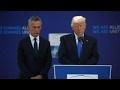 Donald Rumsfeld: Trump's NATO message is a 'good one'