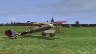 Eddie Rickenbacker Campaign Ep 4   Dawn of Flight