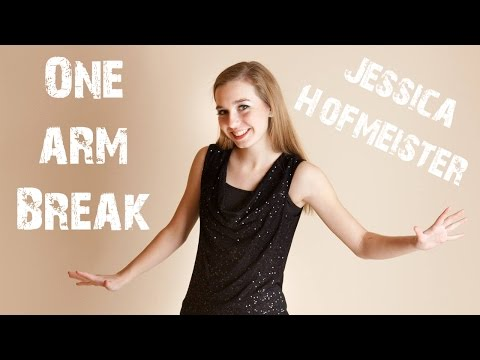 Jessica Hofmeister - One Arm Break - Senior Tap Solo