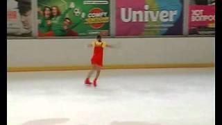 Усенко Анна (Днепр-ск) - 4 место (В). 11 мая 2010 год