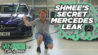 Did Shmee leak a secret new Mercedes?