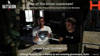 LIVESTREAM #2: The State of The Union