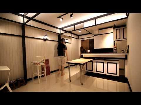 A 3 Room Apartment at Sengkang Singapore
