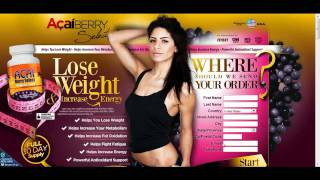 Best ACAI Berry Select Weight Loss Supplement Review