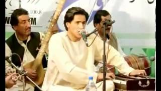 Javed Amir Khel   Pashto Very Nice Song Cherta Ye Karara Bekarara Yam    YouTube