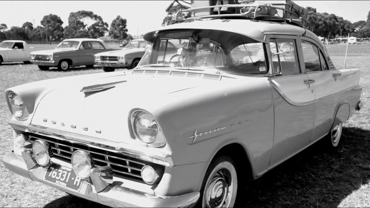 2018 Geelong All Holden Day: Classic Restos - Series 37