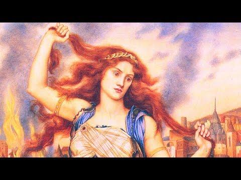 Greek Mythology Music - Cassandra