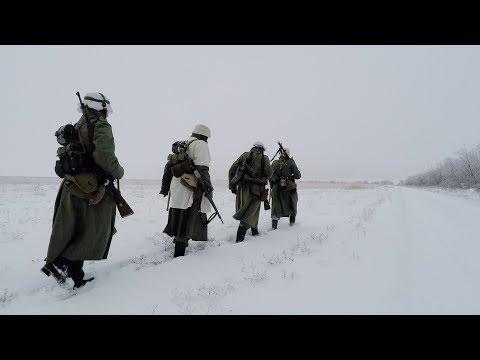 «Марш-бросок на 12 километров»: под Волгоградом пленили немцев