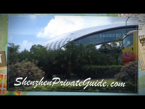 shenzhen city tour part 1