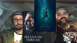 Midnight Screenings - PHANTOM THREAD and THE SHAPE OF WATER