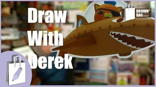 Draw with Derek - Gup-B