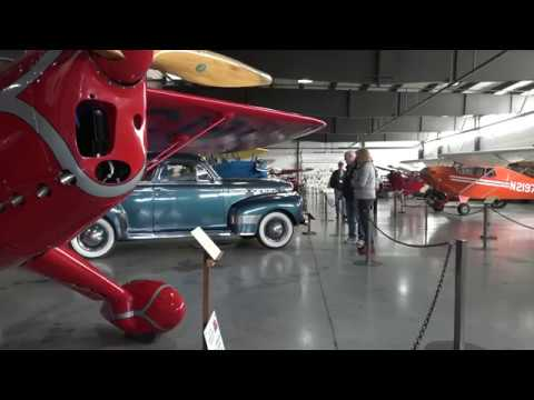 Antique Aeroplanes & Automobiles | Pacific Northwest | Lindblad Expeditions-National Geographic
