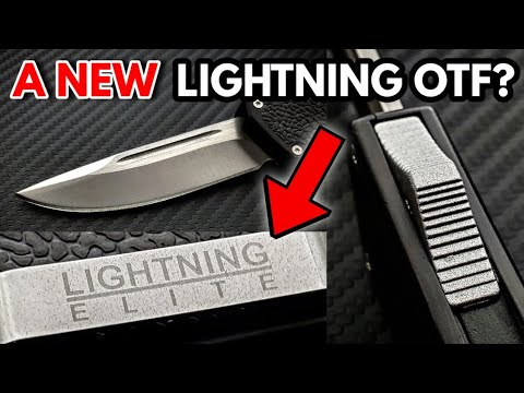 Unboxing the Lightning ELITE OTF Knife – They Made a BETTER One?