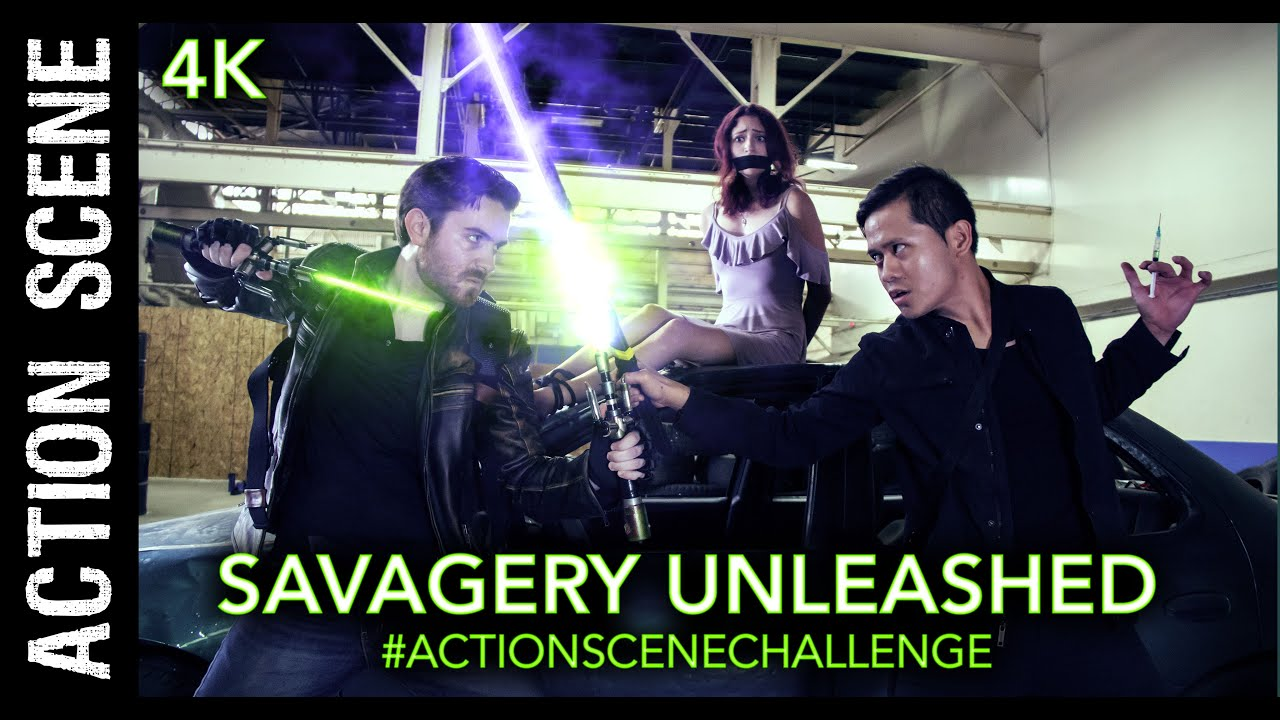 Dead Reckoning: Savagery Unleashed #actionscenechallenge entry 4K