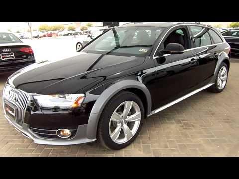 2014 Audi Allroad 2.0T Premium Plus Start Up, Exterior/ Interior Review