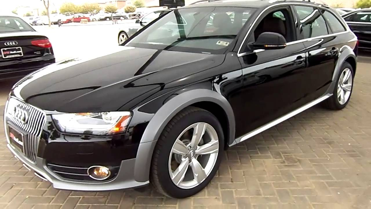 2014 Audi Allroad 2 0t Premium Plus Start Up Exterior