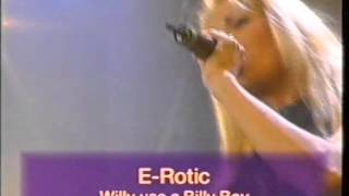 E-Rotic - Willy Use a Billy Boy (ZDF Live 1995)