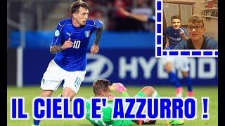 ITALIA - GERMANIA 1-0| SIAMO IN SEMIFINALE!!!!
